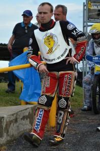 Martin Gavenda bude zítra jediným závodníkem Březolup
