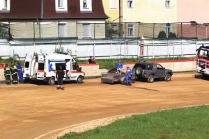 Oprava mantinelu závod protáhla