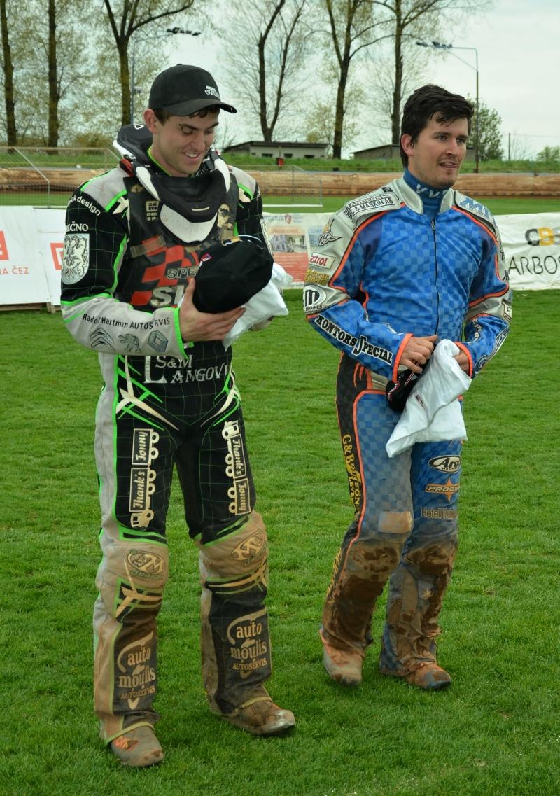 O postup do finále se budou prát rovněž Michal Dudek a Michael Hádek