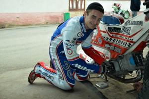 Patrik Búri je nejen prvním Slovákem v šampionátu jednotlivců od rozdělení federace, ale také prvním cizincem vůbec