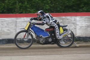 Roman Čejka si vyjel místečko minulý měsíc v mistrovství republiky