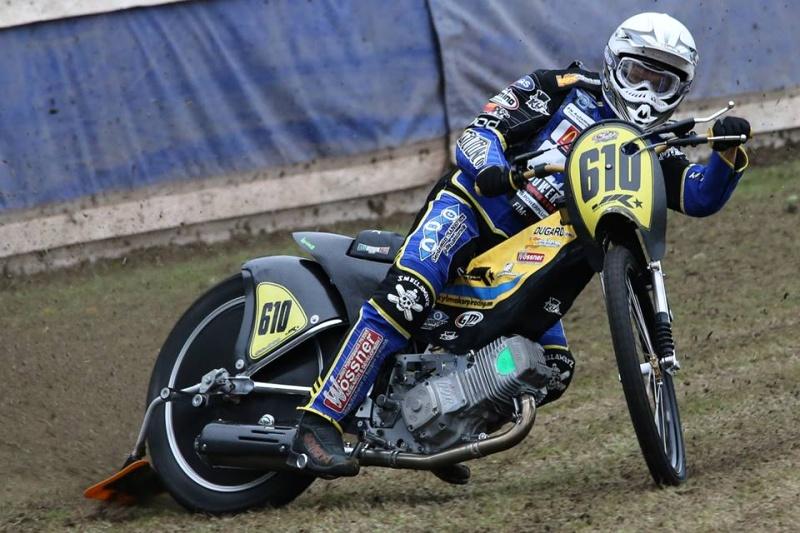 Joonas Kylmäkorpi vyhrál dnes druhý finálový závod v řadě