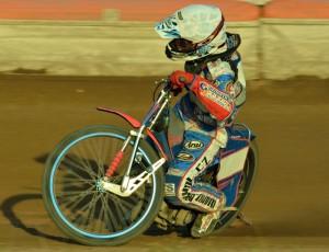 Patrik Mikel absolvoval dvě jízdy