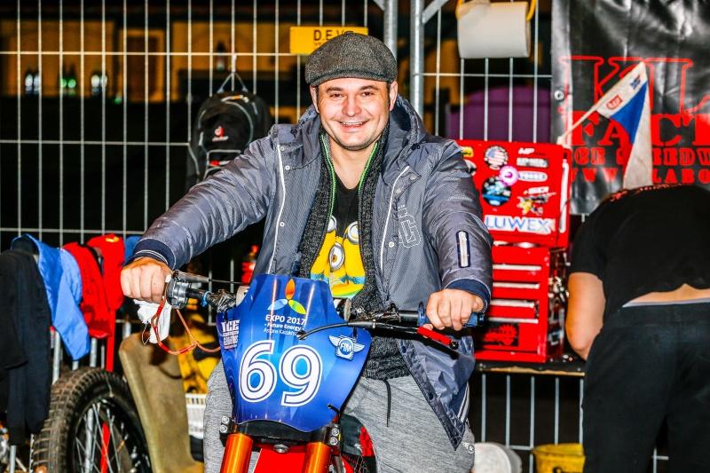 Antonín Klatovský se po dvou letech vrací k závodění