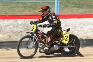 Martin Málek o tréninku zadřel motor