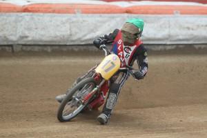 Sedmnáctka na motocyklu, osmnáctka v celkovém pořadí - Jan Boháč