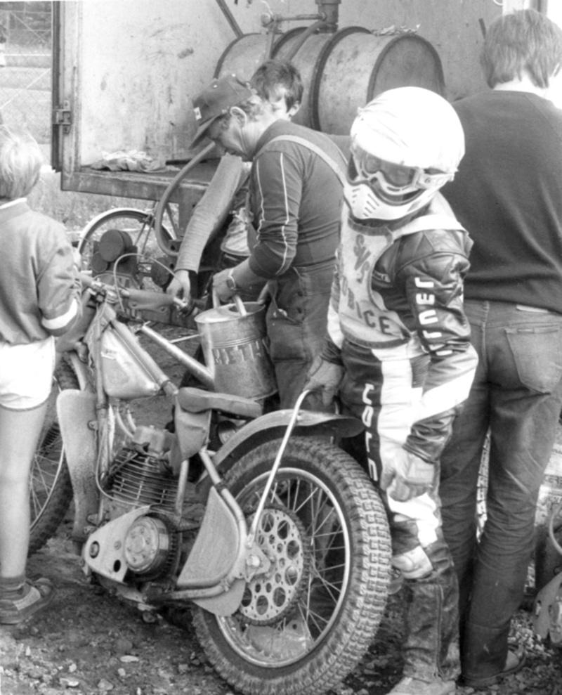 Ve Svitavách v červenci 1986 doprovázeli Jana Holuba otec Jan a mladší bratr Libor