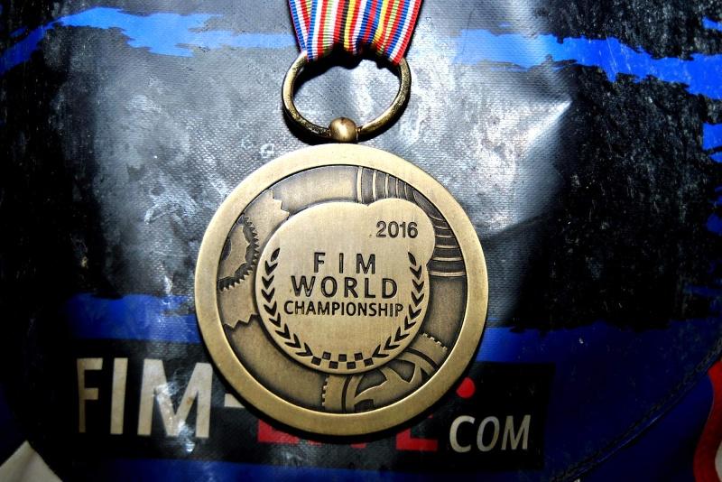 Broznové medaile zůstaly doma