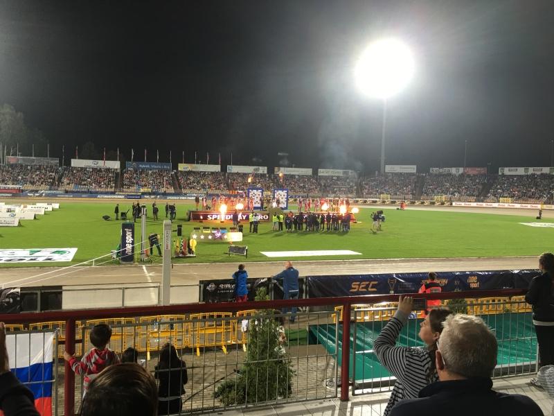 Atmosféra s deseti tisíci diváky na stadiónu v Rybniku