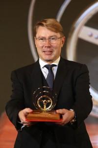 Exkluzivním hostem se stal Mika Häkkinen