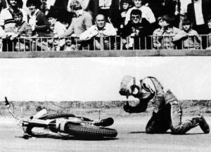 Fraktura ruky ukončila sezónu 1984 předčasně