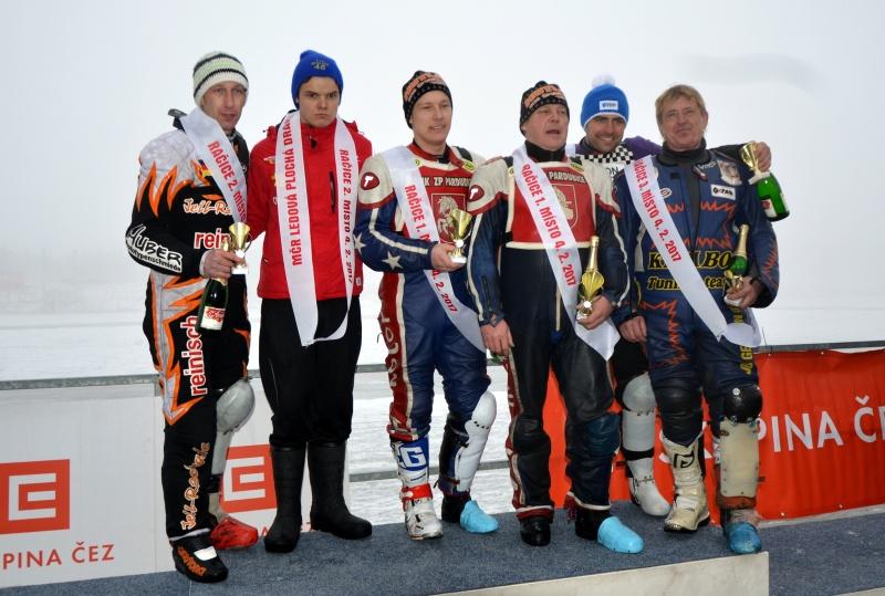 Boj o titul vyřeší dnes šestice těchto mužů: Markus Jell, Luca Bauer, Lukáš Hutla, Radek Hutla, Lukáš Volejník a Jan Klauz