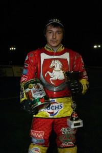 Nejmladším Čechem na českém trůnu byl Václav Milík ve Mšeně v říjnu 2012