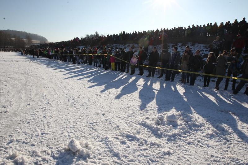 Na Větřkovické přehradě se v sobotu závodit nebude