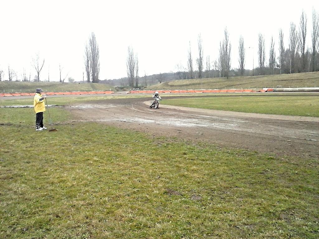 Slaný Speedway Academy odstartovala prvním závodem