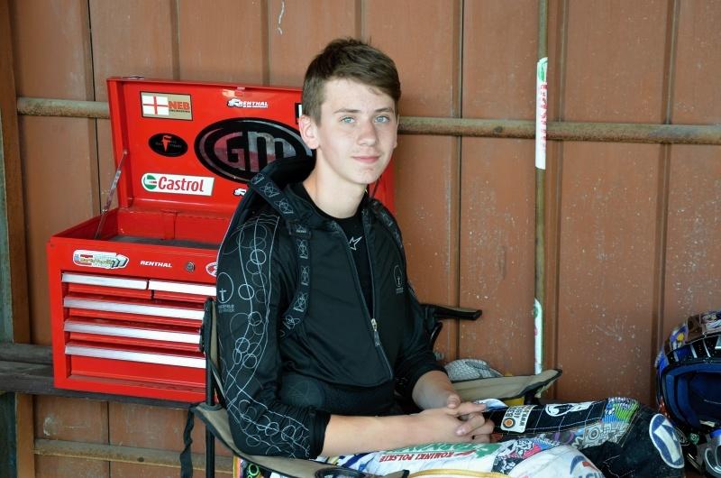 Ján Mihálik je dalším domácím závodníkem ve startovní listině