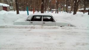Na ruských cestách se dá narazit na ledacos