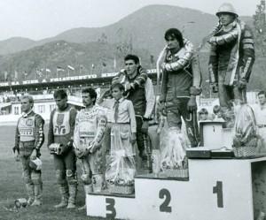V roku 1989 vyhral po piatykrát Antonín Kasper mladší a Zdeno Vaculík (tretie miesto) sa rozlúčil s kariérou na stupňoch víťazov. Na obrázku ešte Lubomír Jedek (druhé miesto), Robert Nagy, Pavel Karnas a Gašpar Forgáč.