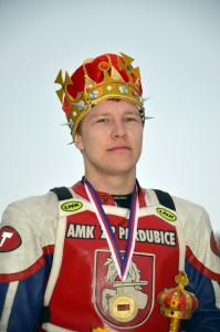 Po soběslavské korunovaci se Lukáš Hutla vydal na evropský šampionát do Ufy