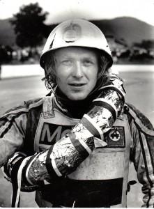 Prvým víťazom druhej zlatej prilby sa v roku 1980 stal Jiří Jirout