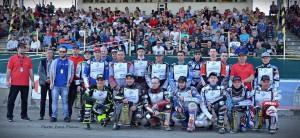 Do Žarnovice dorazila kompletní osmnáctka přihlášených závodníků