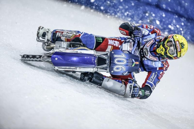 Dmitrij Koltakov na cestě za titulem