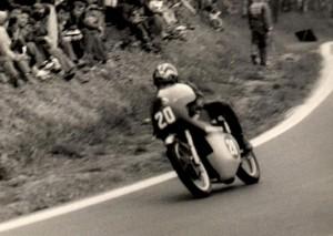 V roce 1975 v Hořicích