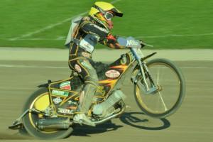 Martin Málek vychytal starty až ke konci závodu