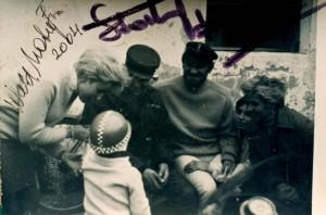 V sedmdesátém nechyběl na závodech v písku ani Waldemar Matuška