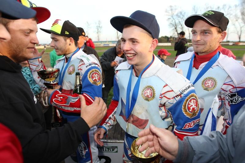 Nezapomenutelný český titul v Divišově z října 2014