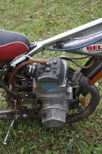 Motor BM není dnes běžně k vidění