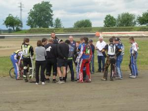 Individuální Jawa Cup jelo nakonec deset závodníků