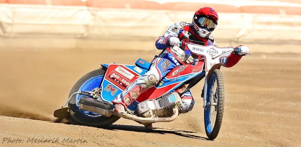 Ze slovenských závodníků bodoval jen Patrik Búri