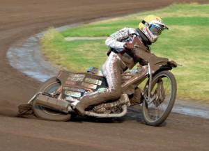 Ján Mihálik byl po změně nastavení motocyklu jako vyměněný
