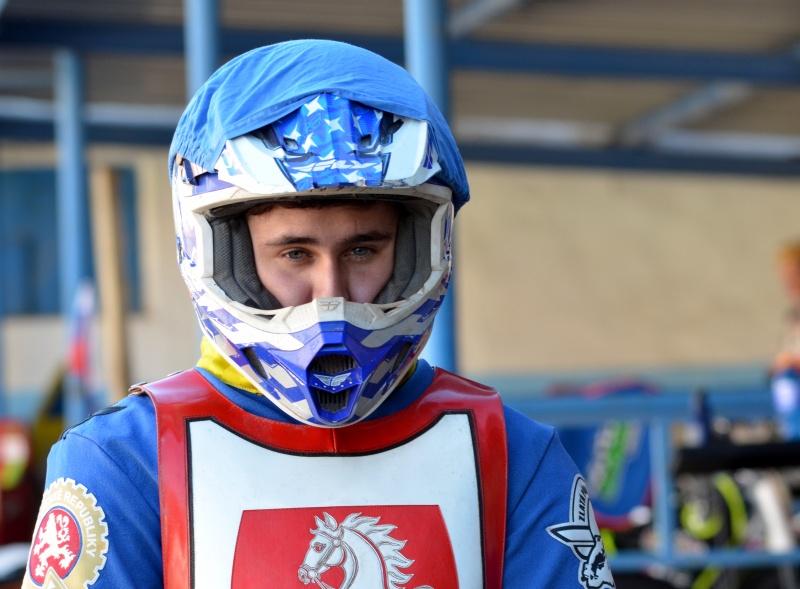 Josef Novák dorazí do Chabařovic rovnou z evropského šampionátu  v Nagyhalaszu