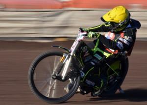 Martin Vaculík měl kromě svého ligového programu ještě Grand Prix