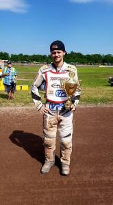 Hynek Štichauer stál na stupních vítězů v Altripu