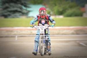 Jakub Valkovič bodoval ve všech jízdách s výjimkou jediné