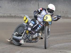 Josef Franc v červnu netestoval v Kopřivnici dlouhodrážní motocykl nadarmo