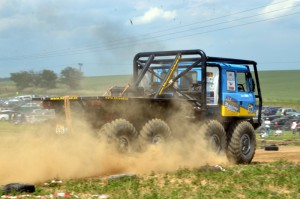 Skvělé věci umí i trialová Tatra 815 8x8
