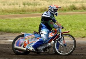 Michal Krejčí jezdil s prázdným předním kolem