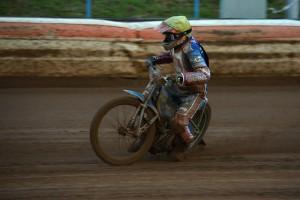 Jaroslav Petrák se ztotožnil s rozhodnutím předčasně ukončit závod