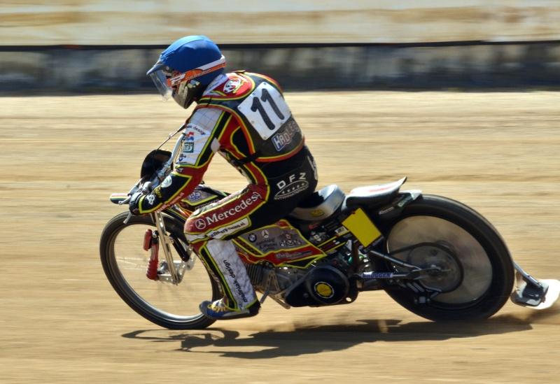 Karel Kadlec během posledního závodu své kariéry