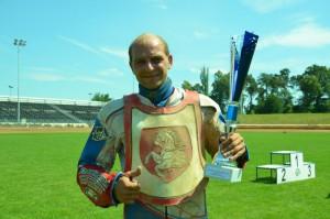 Tomáš Suchánek se nakonec přece jenom dokázal dostat na nejvyšší příčku
