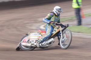 František Klier jel druhý závod s půllitrem