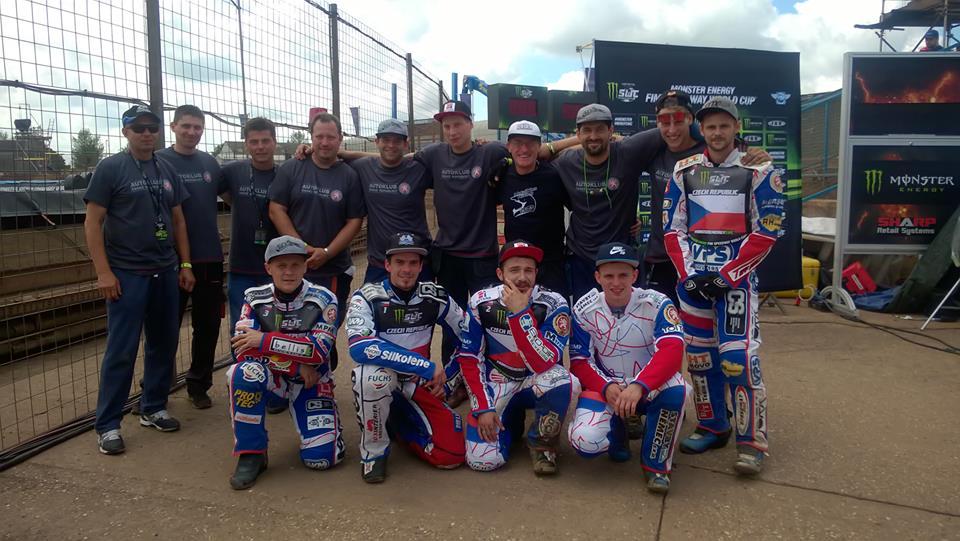 Místo hladkého postupu do race-off čekalo český nároďák v King's Lynn těžké zklamání