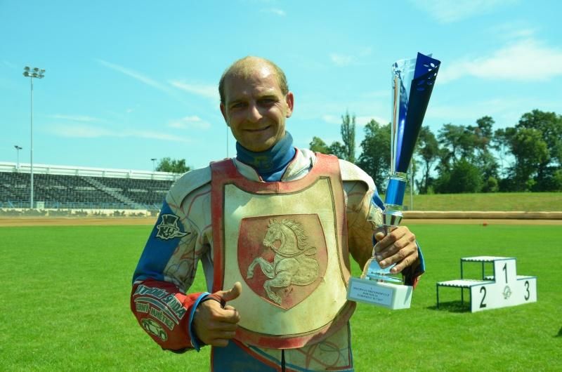 Tomáš Suchánek stál na pódiu dvakrát