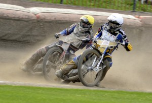 Stanislav Mělničuk (žlutá) versus Dawid Lampart ve druhém semifinále