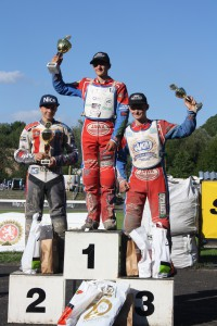Karol Zupinski, Jan Kvěch a Petr Chlupáč spolu stáli na pódiu kopřivnického mistrovství republiky a v Praze se potkají v jednom semifinále