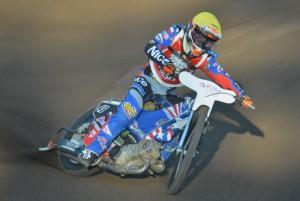 Wiktor Lampart na cestě za prvním vítězstvím